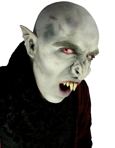 Prosthetic appliance vampire nose