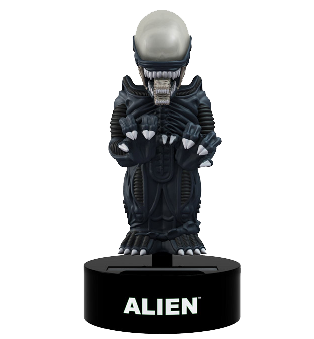 Neca Solar Powered bobble head ALIEN