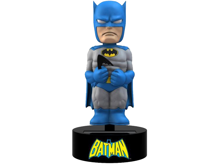Neca Solar Powered bobble head BATMAN