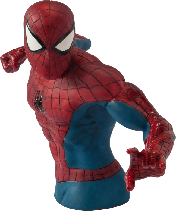 Marvel avengers bust bank - Amazing spiderman