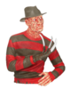 Freddy Krueger Büste Bank - Nightmare elm st