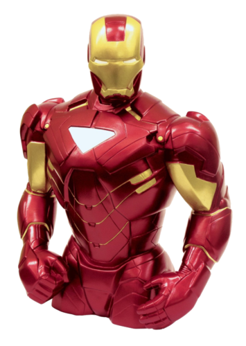 Marvel avengers bust bank - Iron man
