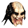 Predator mask full head movie Horror mask