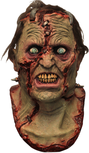 Frankenstein deluxe Halloween horror Monster mask