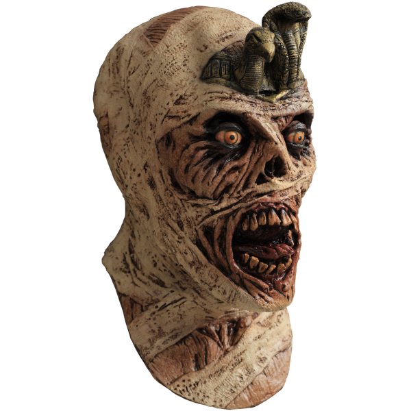 Cursed Mummy horror mask - Halloween