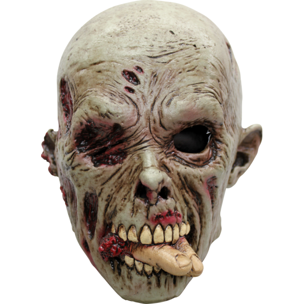 Walking Dead flesh eater horror mask