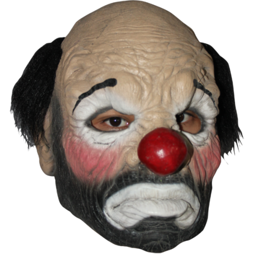 Hobo the clown horror mask - Halloween