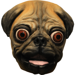Latex Animal mask - Pug