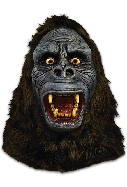 King Kong gorilla Collectors ape mask