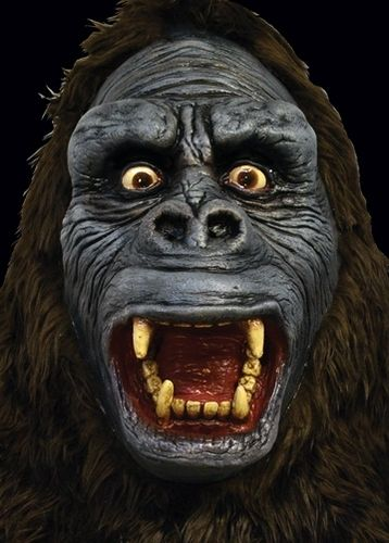 King Kong gorilla - Collectors mask