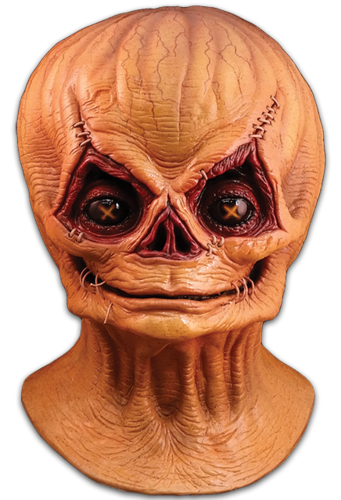 Sam pumpkin horror mask - Halloween