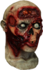 Zombie rot horror mask - Halloween