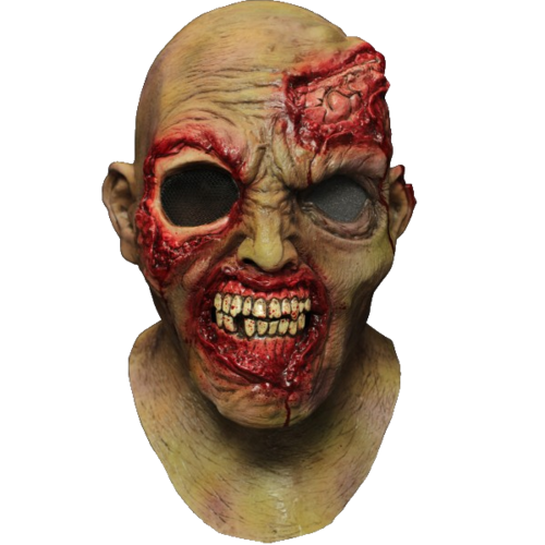 Digital animated eye Zombie mask - Halloween