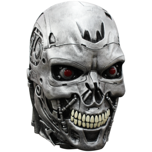 Endoskull Mask - The Terminator mask