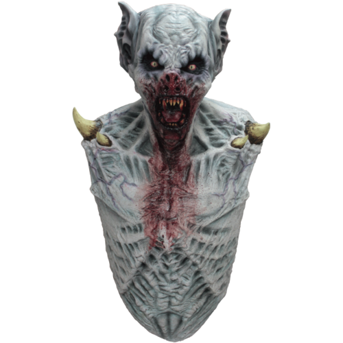 Vampire zombie horror Costume with chest - Halloween