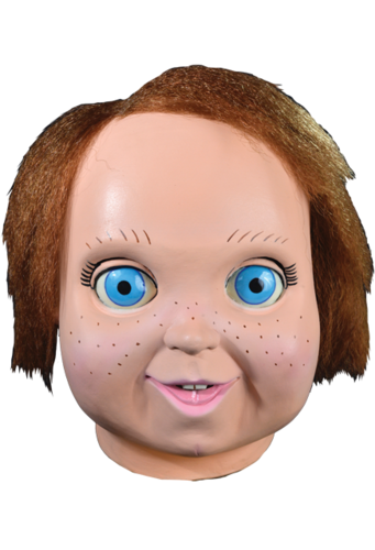 Chucky mask Good guy doll Childs play movie horror mask