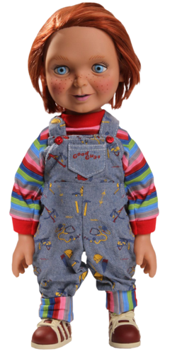 "Chucky doll - Childs play 15"" (38cm) Chucky doll with sound"