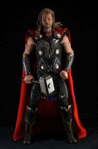 Thor 1/4 Scale Action Figure - Marvel figure - Last one!