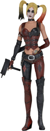 "18"" Harley Quinn figure 1/4 scale - Suicide squad"