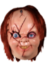 Chucky mask - Deluxe 'CHILDS PLAY' - Movie mask