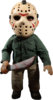 Jason Voorhees figura di 38 cm con il suono Friday 13th
