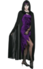 56 inch robe Dracula / Phantom - BLACK