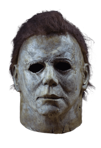 Michael Myers Mask - The NEW 2018 Halloween mask