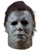 Read entire post: Micchael Myers masks and the films he was in