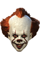 Read entire post: Pennywise the 'IT' deluxe clown mask has arrived!