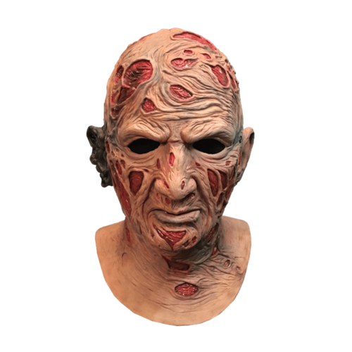 Freddy Krueger Mask deluxe  - Nightmare on Elm Street mask