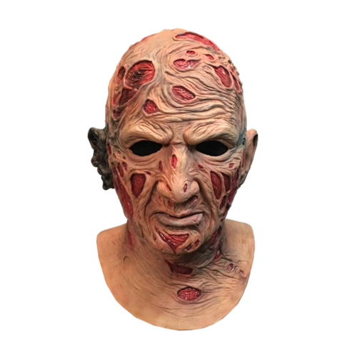 Nightmare on Elm Street Deluxe Freddy Krueger Mask