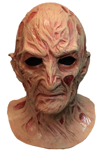 Nightmare on Elm Street 4 Deluxe Freddy Krueger Mask