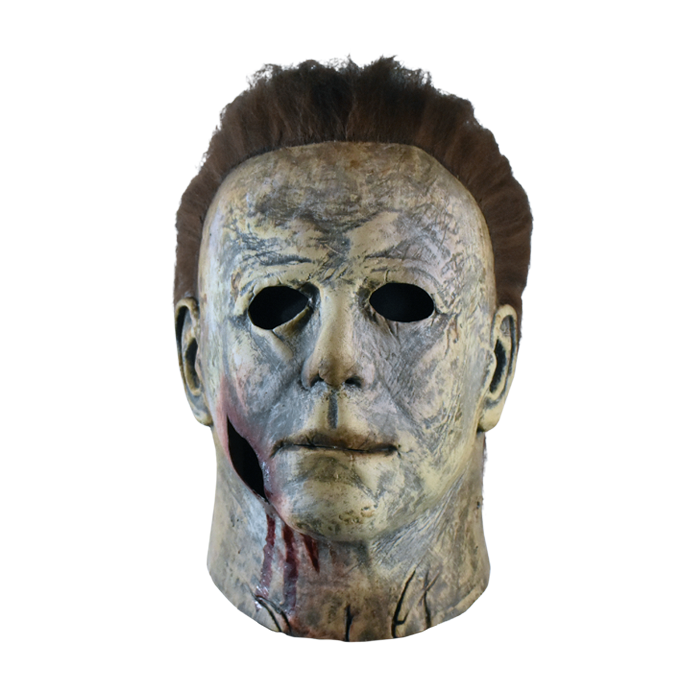 Masque officiel d'Halloween 2018 Michael Myers Édition sanglante