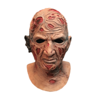 Read entire post: The new Freddy Krueger Latex Horror movie masks - Freddy