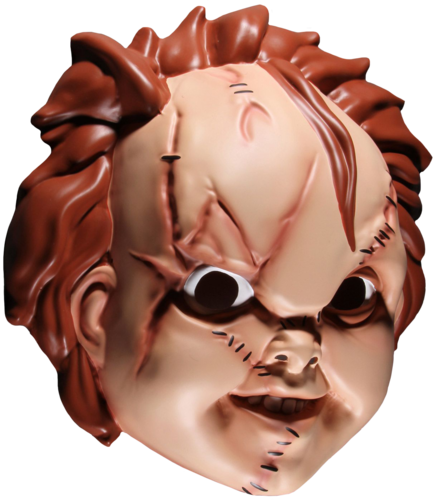 Chucky mask - 'CHILDS PLAY' face mask - Chucky doll