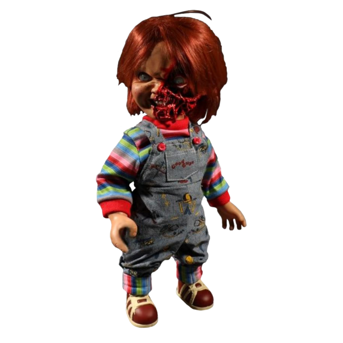"Chucky doll 15"" Childs play 3 - Pizza face Doll"