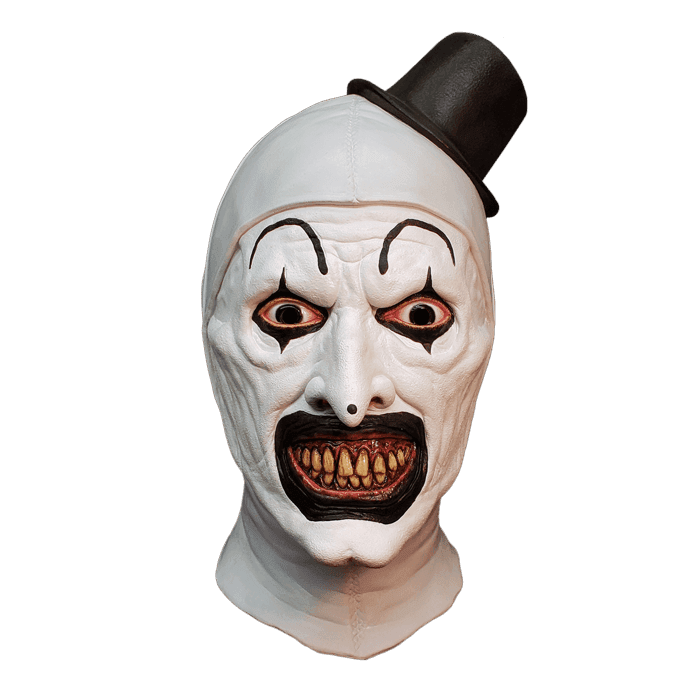 Art the clown mask - official TERRIFIER horror movie