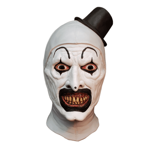 Art the clown mask - official TERRIFIER horror movie mask