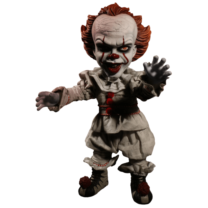 "IT PENNYWISE the clown talking mega scale 15"" Action figure"