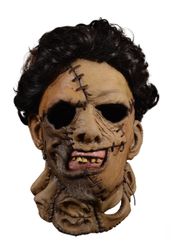 Texas Chainsaw Massacre Leatherface mask replica - Part 2