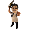Leatherface Texas Chainsaw Massacre action figure - sound 15""