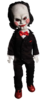 "Saw Billy the puppet 10"" living dead doll figure"