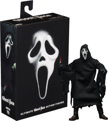 "Scream ghostface ultimate 7"" action figure"