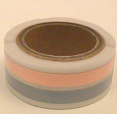 Reel self-adhesive twin copper tape 4.5m 15ft