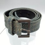 Chanel denim jeans belt Vintage