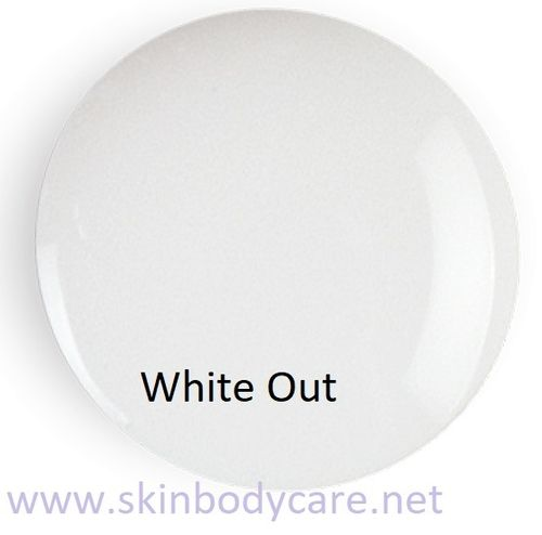 GEL NAIL LACQUER WHITE OUT