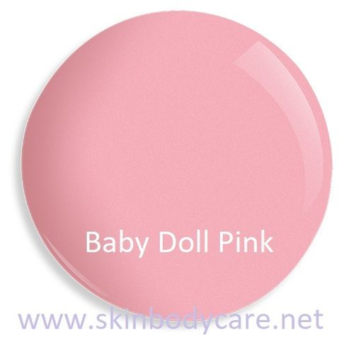 BEYOND BRILLIANT SHINE NAIL LACQUER BABY DOLL PINK