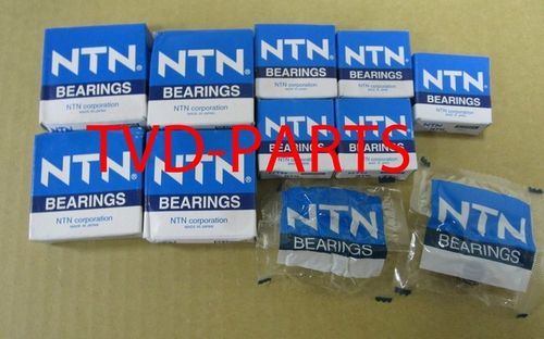 Engine bearing NTN set Honda MBX MTX-SH AD09 Air cooled (10 bearings)