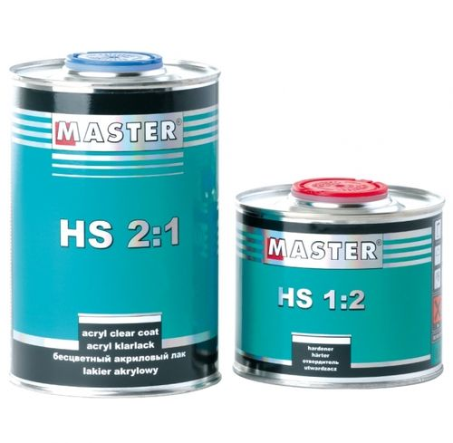 TROTON MASTER HS AIR-DRY CLEARCOAT SET