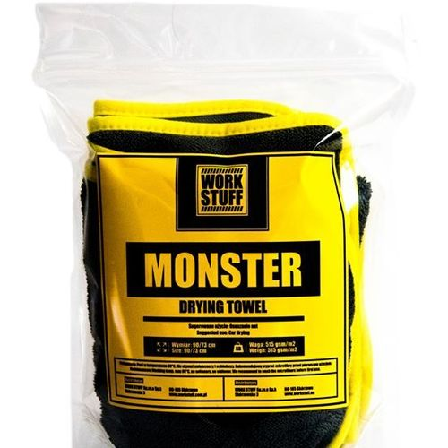 Monster Drying Towel  515gsm 90x73